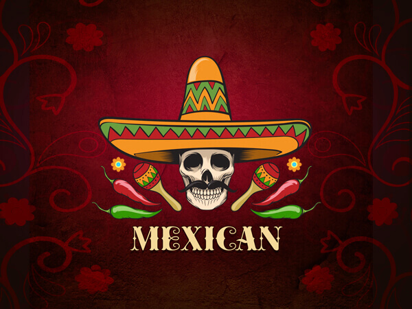 Mexican pöytäpaketti
